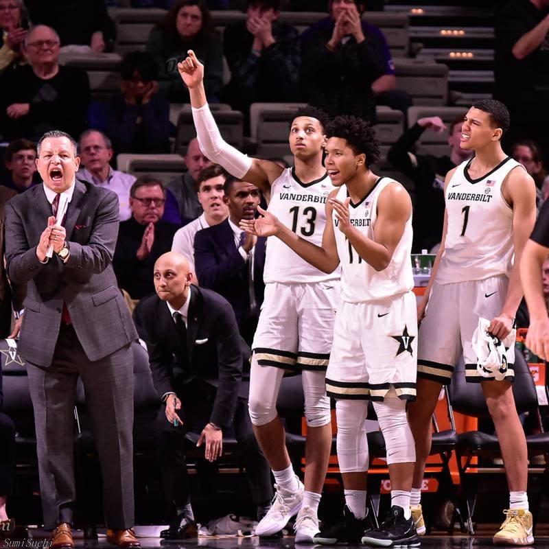 (Standing L-R) Coach David Grace, Matthew Moyer, Braelee Albert and Dylan Disu