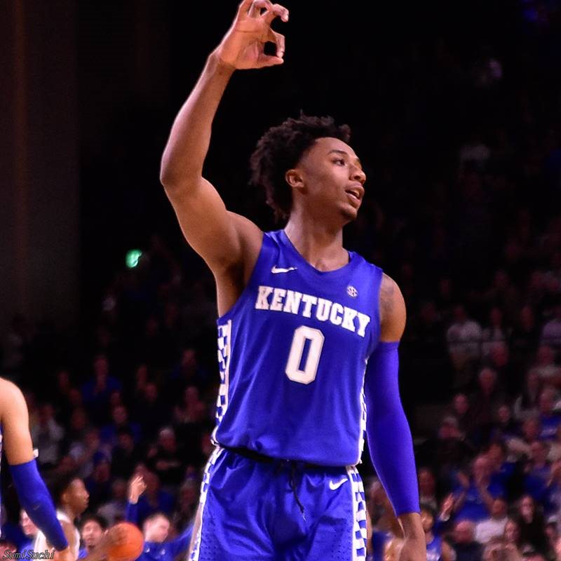 Vanderbilt versus Kentucky Basketball February 11, 2020