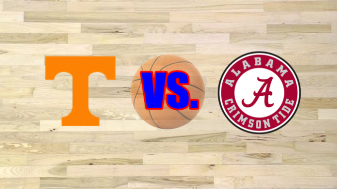 Tennessee and Alabama logos