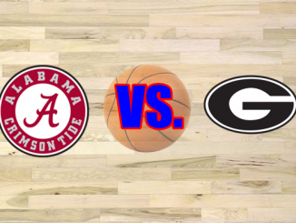 Georgia and Alabama logos