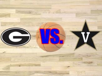 Vanderbilt and Georgia logos