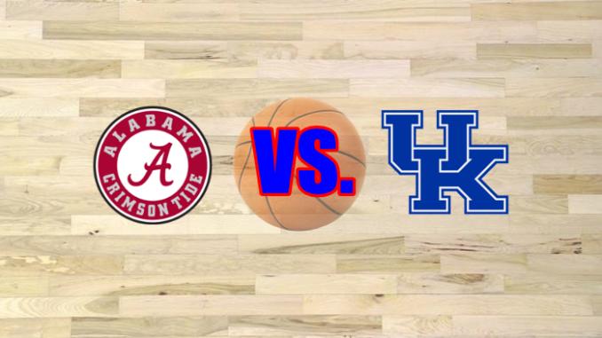Kentucky-Alabama basketball game preview