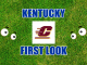 Kentucky-First-look-Central Michigan