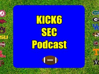 Kick6 SEC Podcast