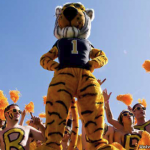 Missouri Tiger mascot