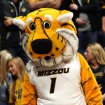 Missouri Tiger mascot