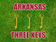 Arkansas football three keys