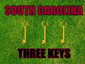 South carolina football Three keys