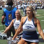 Nevada cheerleaders