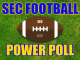 SEC Football Power Poll