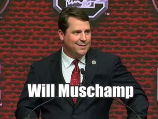 Will Muschamp