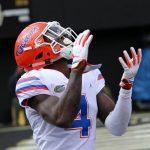 Florida football player
