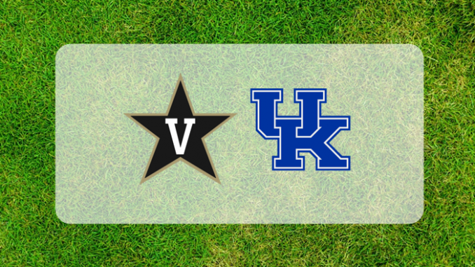 Vanderbilt vs Kentucky