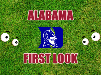 Eyes on Duke logo