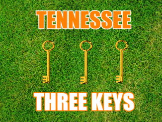 Tennessee football Three keys