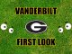 Vanderbilt football First look Georgia