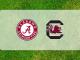 Alabama and South Carolina logos