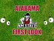 Eyes on New Mexico State logo