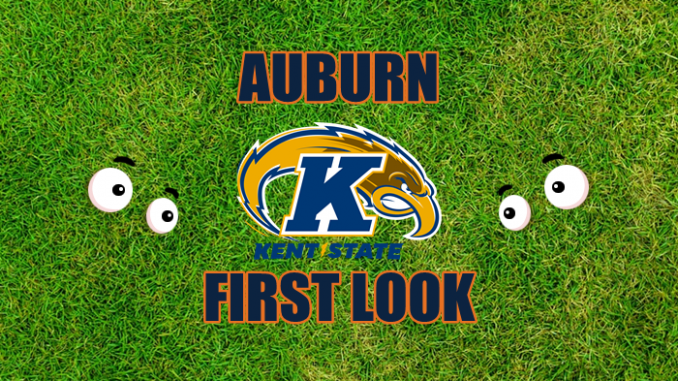 Eyes on Kent State Logo