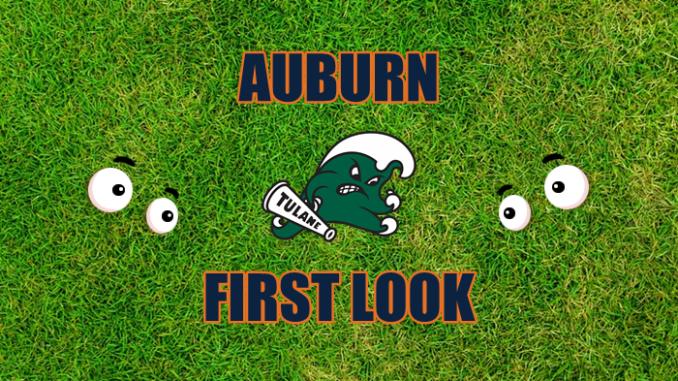 Eyes on Tulane logo