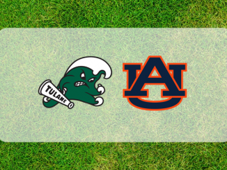 Auburn-Tulane Logos
