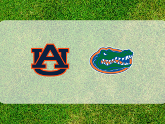 Auburn and Florida logos