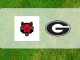 Georgia and Arkansas state logos