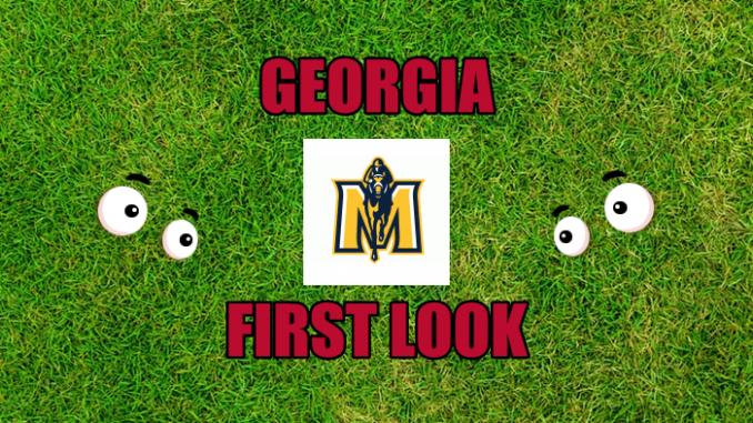 Eyes on Murray State logo