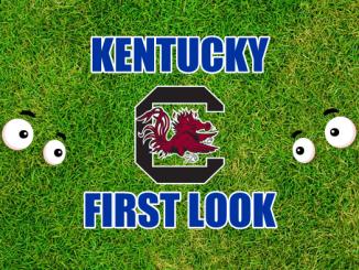 Kentucky football First-look South Carolina