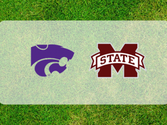 Kansas State and Mississippi State logos