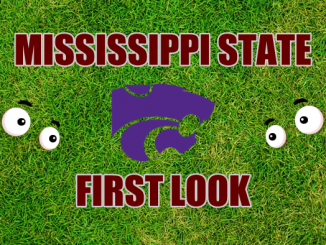 Eyes on Kansas State logo