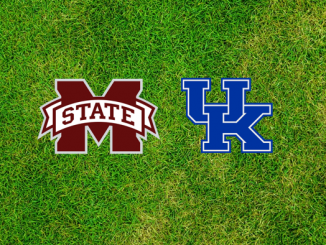 Kentucky and Mississippi State logos