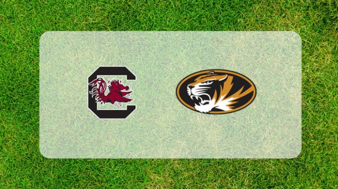 Missouri and South Carolina logos