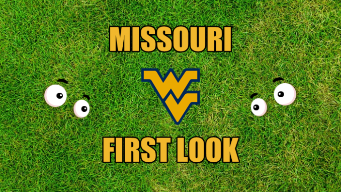 Eyes on West Virginia logo