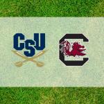 South Carolina-Charleston Southern logo