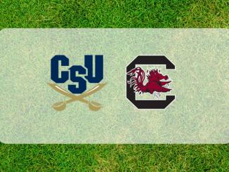 outh Carolina-Charleston Southern logo