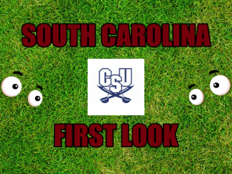 Eyes on Charleston Southern logo