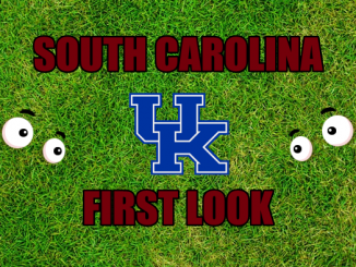 South Carolina First-look Kentucky