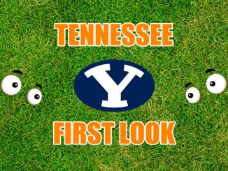 Eyes on BYU logo
