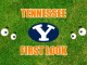 Eyes on BYU logo