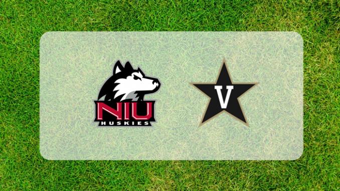 Vanderbilt and Northern Illinois logos
