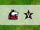 Vanderbilt and Northern Illinois logos