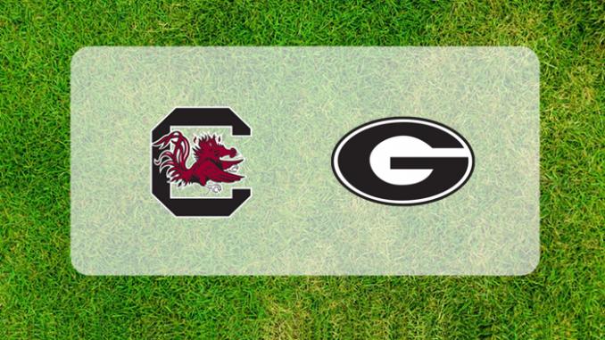 South Carolina and Georgia logos