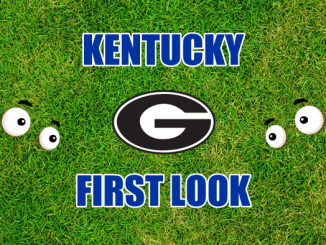 Eyes on Georgia logo