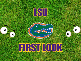 LSU football first look
