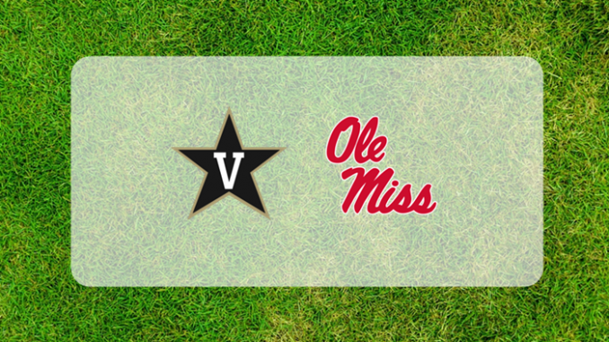 Vanderbilt and Ole Miss logos