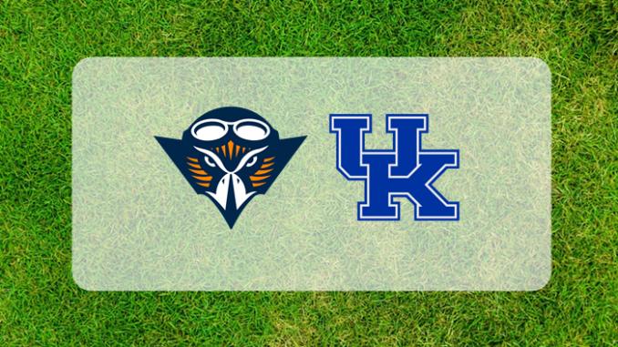 UT Martin and Kentucky logos