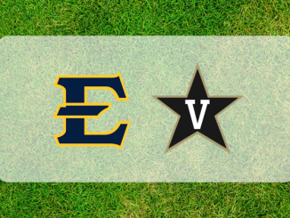Vanderbilt and East Tennessee State logos
