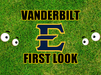 Eyes on East Tennessee State logo