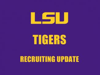 LSU Recruiting Update